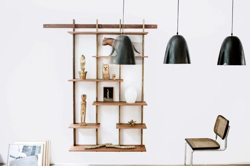 Sticotti modular bookshelf
