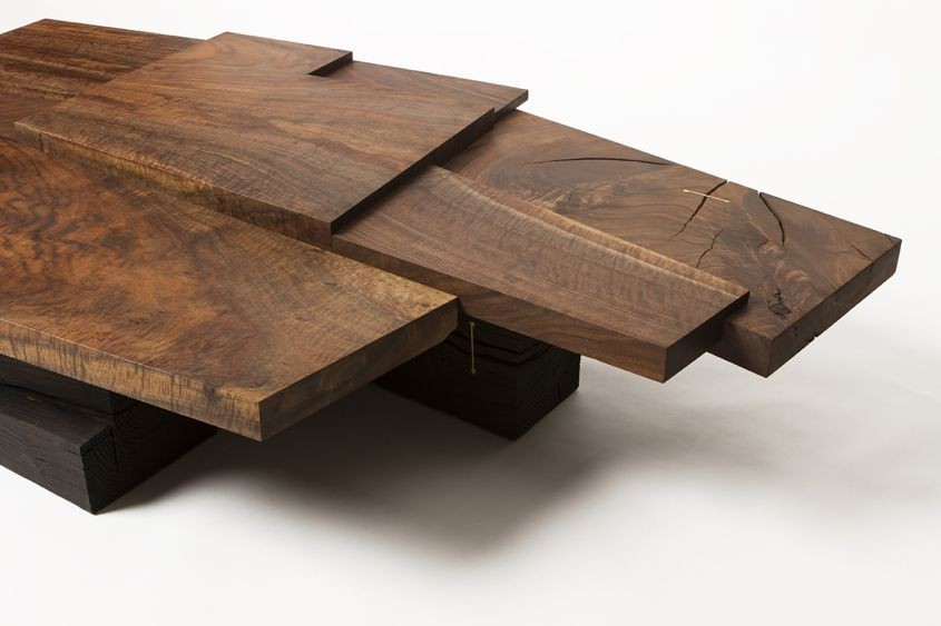 Strike/Slip table by Taylor Donsker