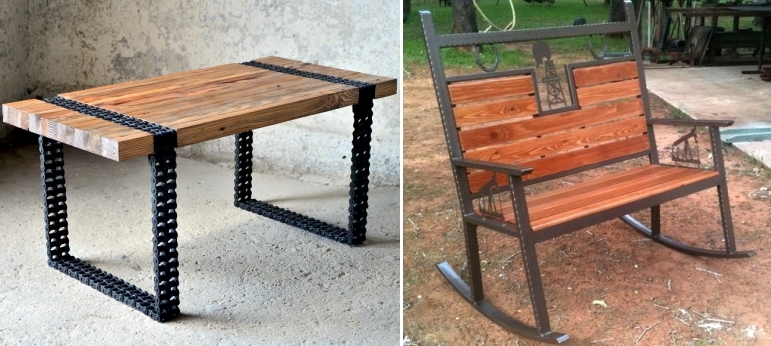 What You Should Know When Making Welded Furniture