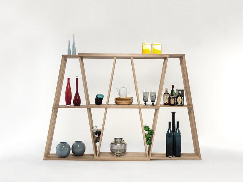 X2 modular shelf