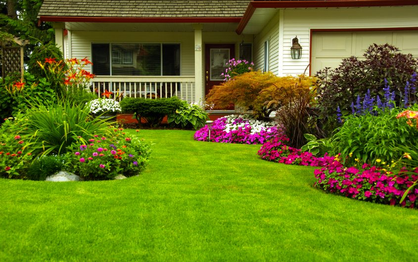 Simple Landscaping Ideas To Bring Huge