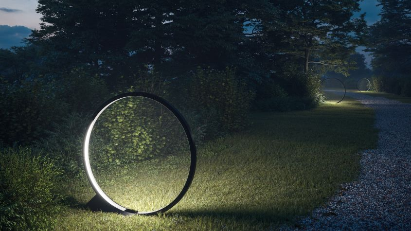Artemide Launches O Urban Lighting Collection by Elemental