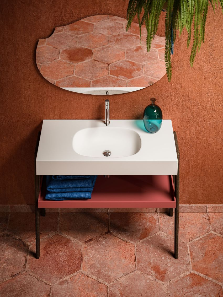 BluBleu - BlondeCrazy washbasin