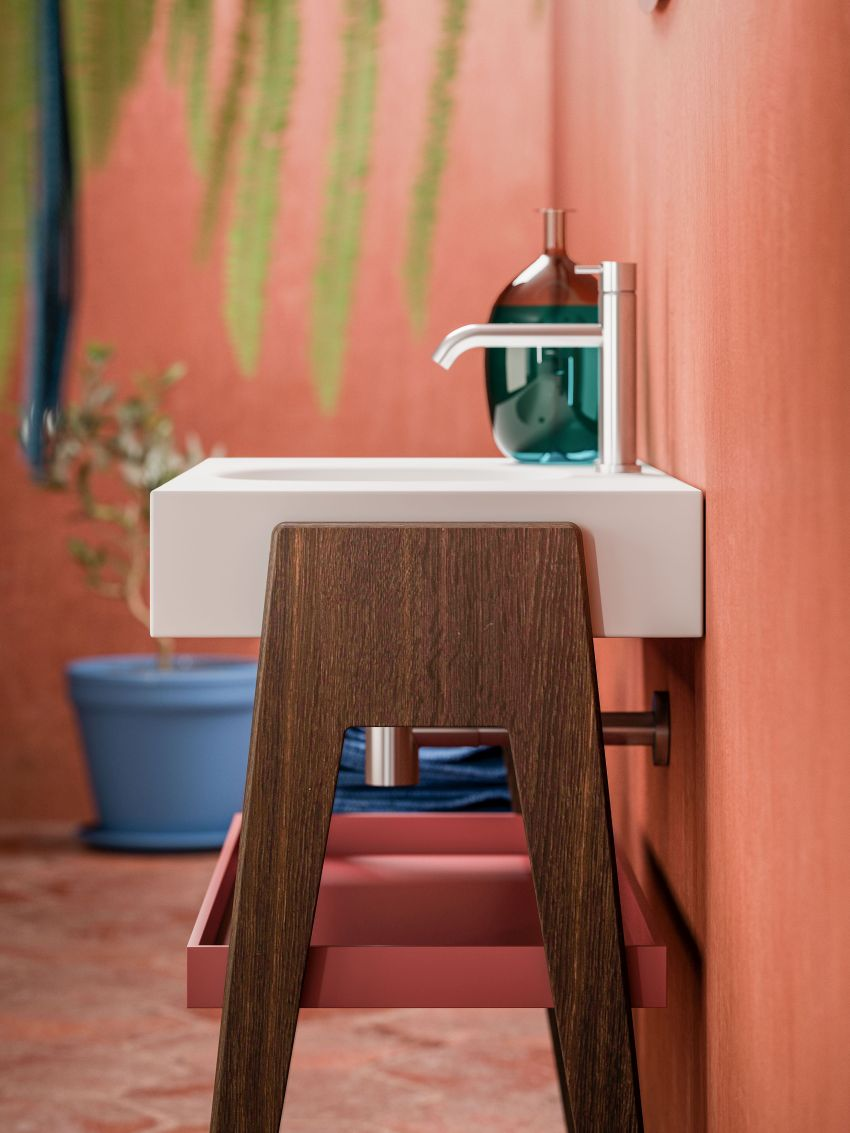 BluBleu - BlondeCrazy washbasin2