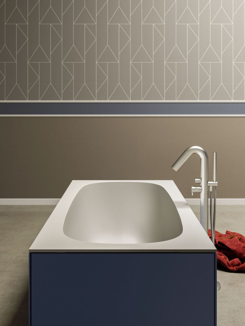 BluBleu - Sciarada bathtub