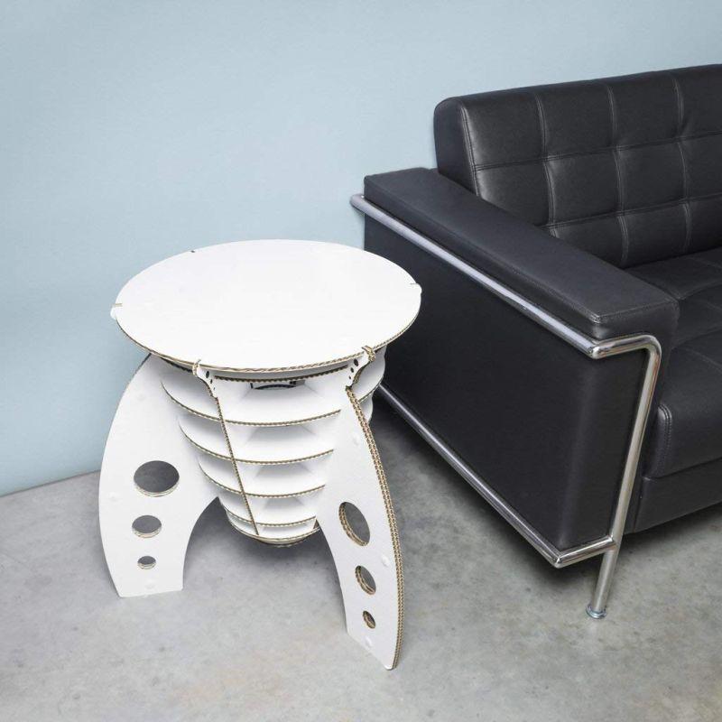 Cardboard Rocket Table