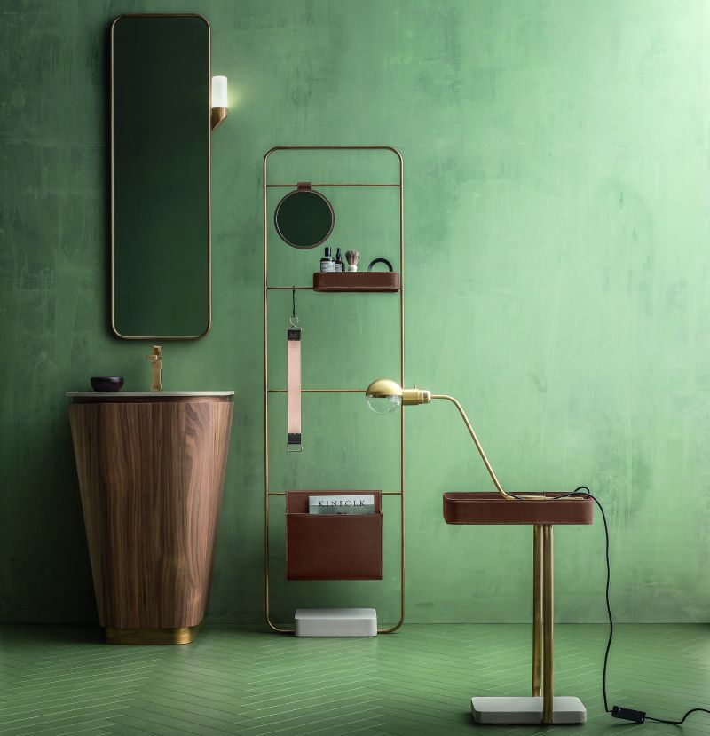 Cerasa To Unveil Bathroom Furniture Brand Line ICONE At Milan Design Week  2018