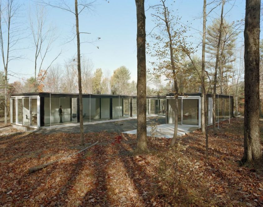 Gefter-Press House by Michael Bell