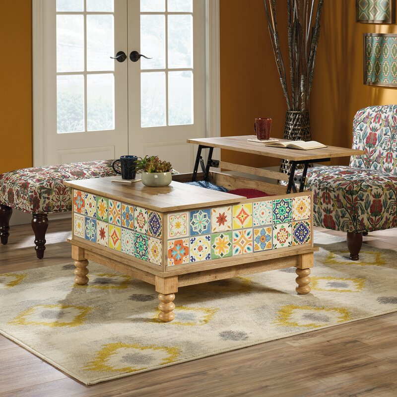Grundy Lift Top Coffee Table