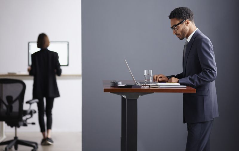 Smart Office Chair by Herman Miller