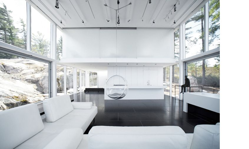 Photographer's Studio over a Boathouse by GH3