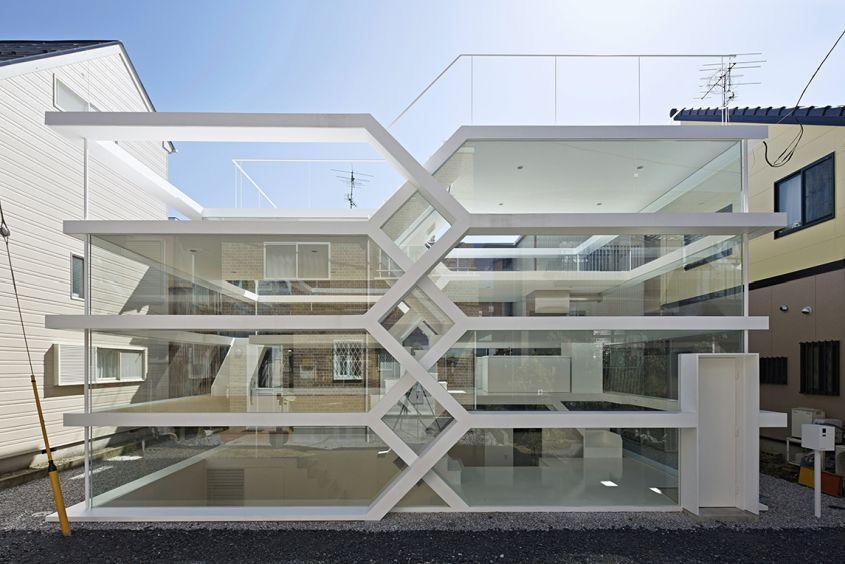 S House by Yuusuke Karasawa