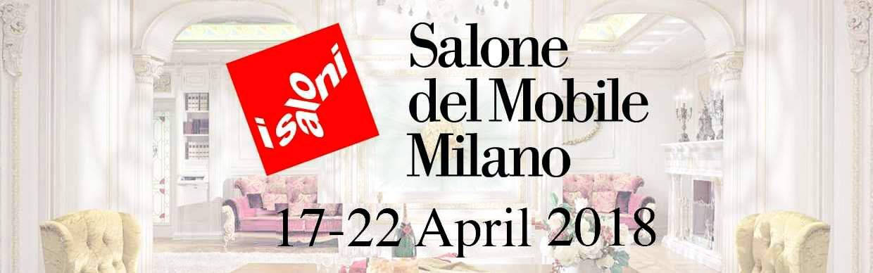 Salone del mobile 2018 for Salone del mobile tickets