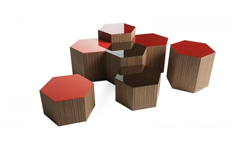 Six Coffee Table by Bross