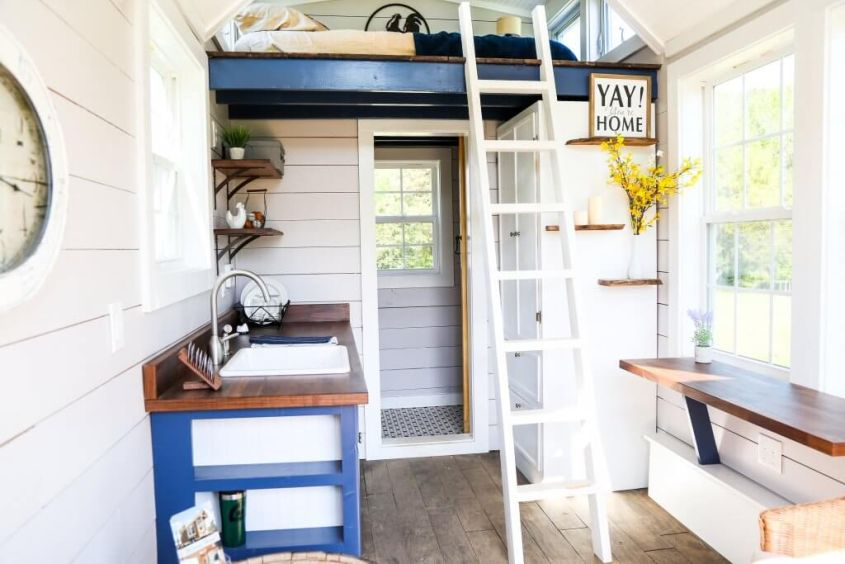 Tiny Cottage 16 by Free Range Tiny Homes