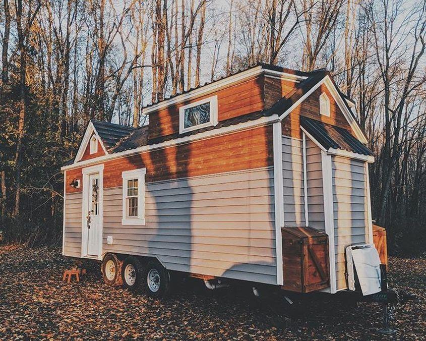 Tiny house by Operation Atlas