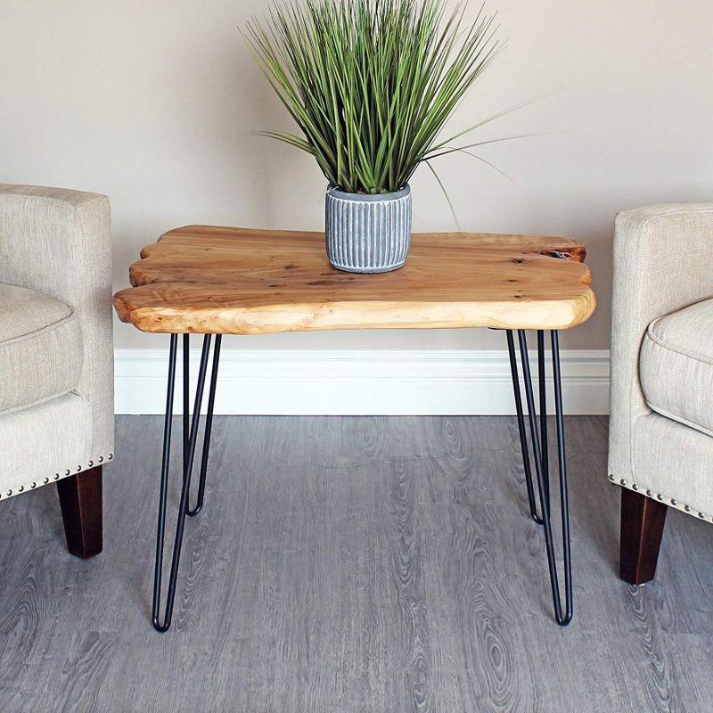 WELLAND natural edge coffee table