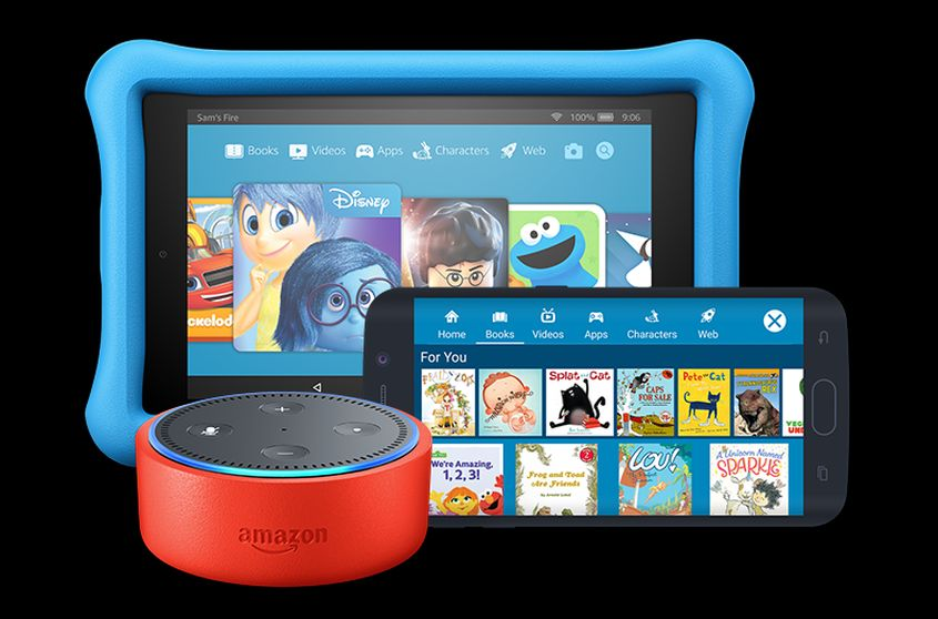 Amazon Echo Dot Kids Edition - Personal Home assistant