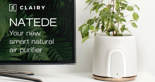 Clairy NATEDE smart air purifier