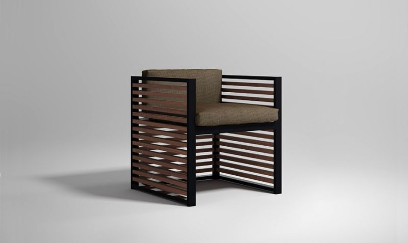 DNA TEAK outdoor furniture collection by GandiaBlasco