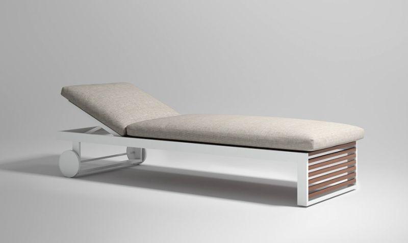 DNA TEAK outdoor furniture collection by GandiaBlasco