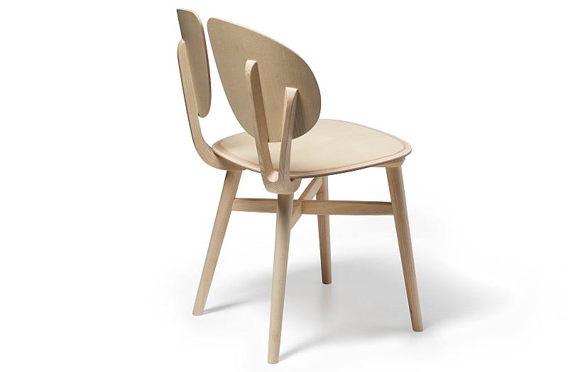 Filla Chair by Michele de Lucchi for Very Wood