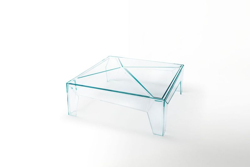 Glas Italia Unveils its New Glass Furniture Collection at Salone del Mobile 2018