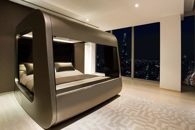 Hi-Interiors Presenting its Hican Smart Bed at FuoriSalone 2018
