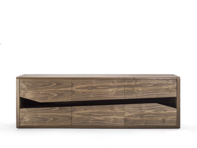 Salone 2018: Karim Rashid Designs Two New Sideboards for Lamborghini and Riva 1920
