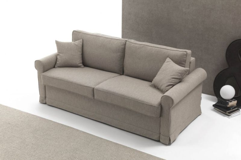 Meda sofa bed by Santambrogio Salotti is Ideal for Modern Apartments