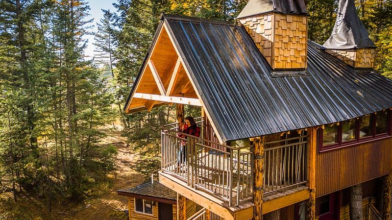 Montana Treehouse Retreat_1