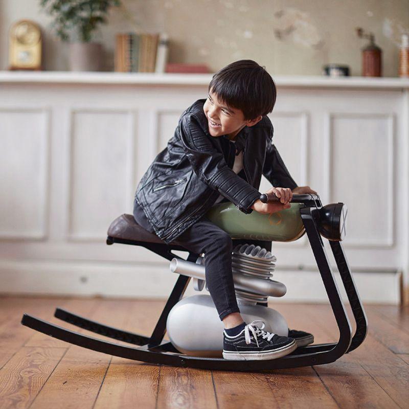 Moto Rocker by Felix Monza for Your Little Riders