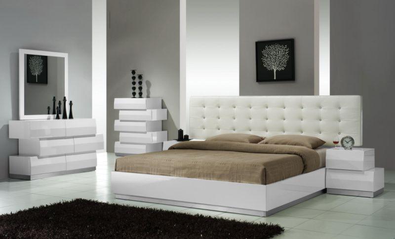 Rearrange furniture - Bedroom revamp ideas