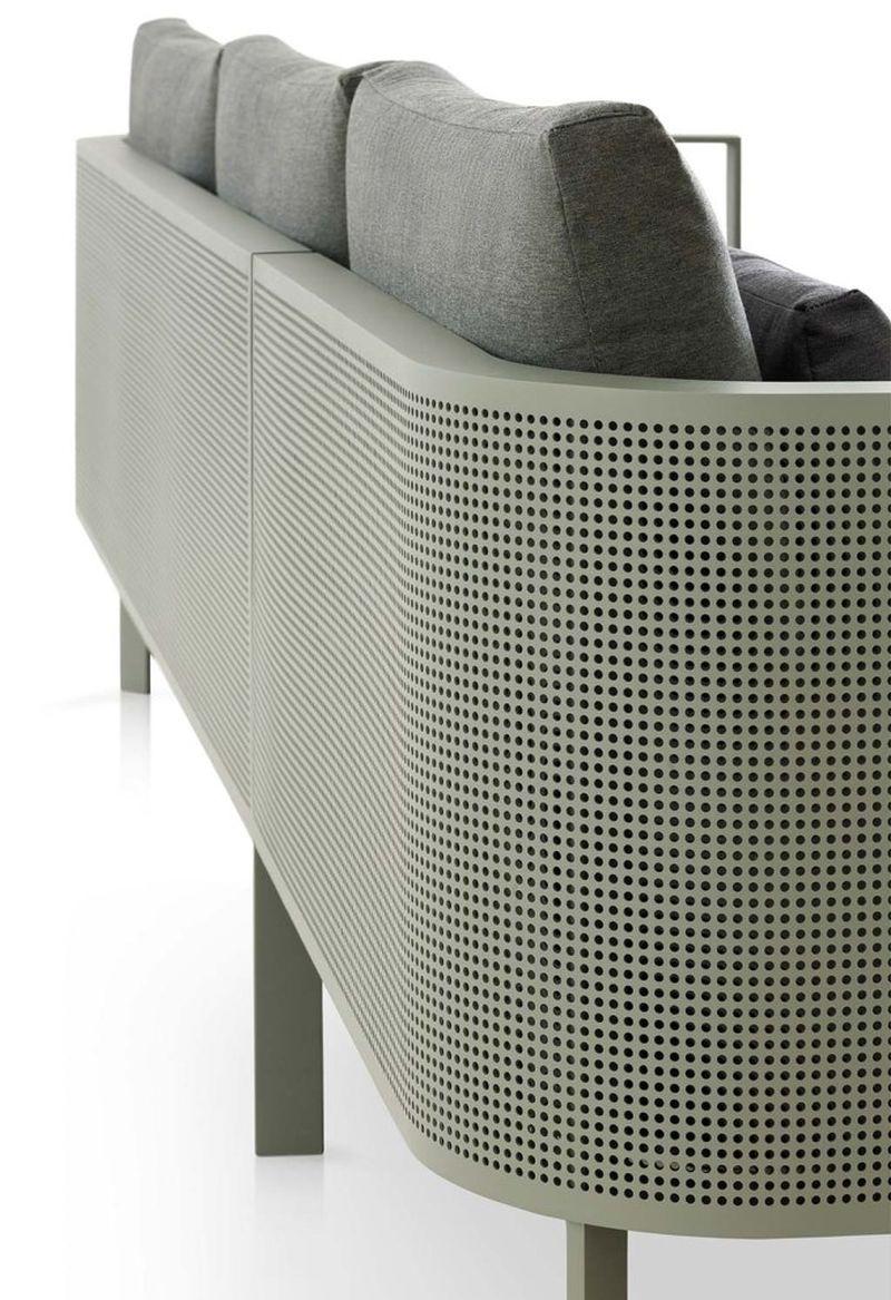 SOLANAS outdoor furniture collection by GandiaBlasco