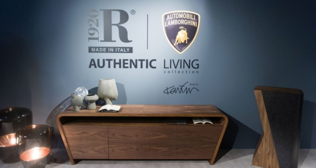 Salone 2018: Karim Rashid Designs Two New Sideboards for Lamborghini and Riva 1920