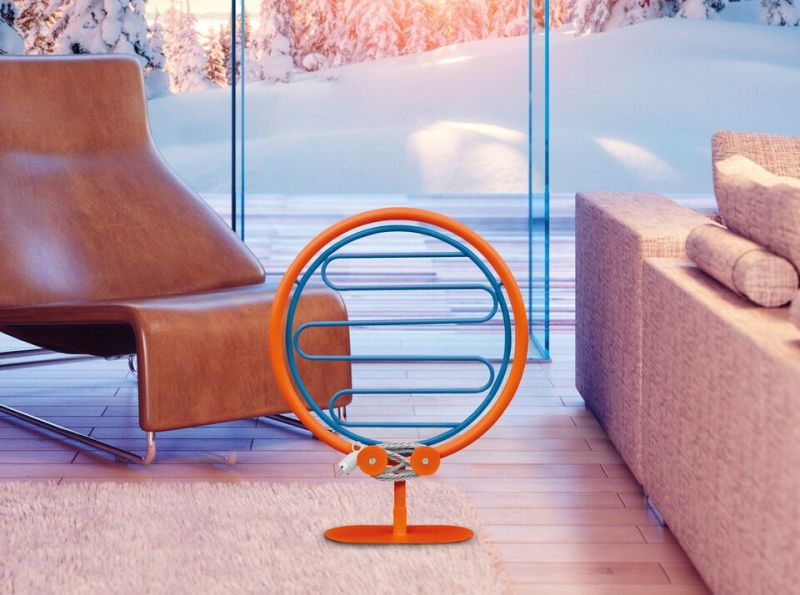 Scirocco H Donut BAG portable radiator