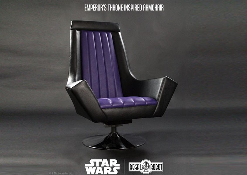 Star Wars Armchair by Regal Robot