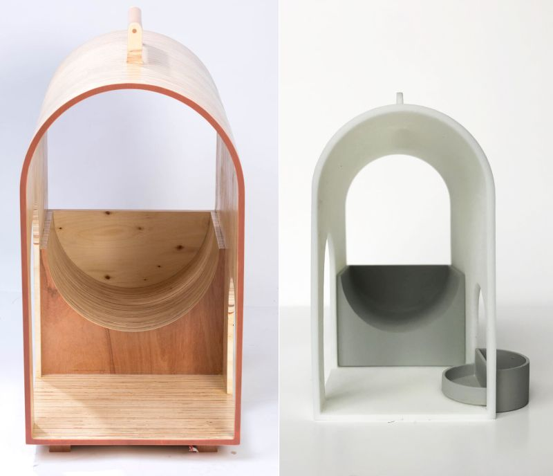 One-Off Doghouses by Famous Designers and Architects at BowWow Haus London