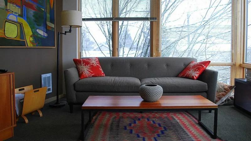 keep living room clean
