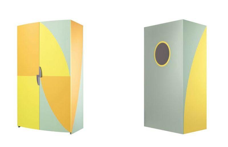 AM 01 designer compact kitchen by Atelier Mendini