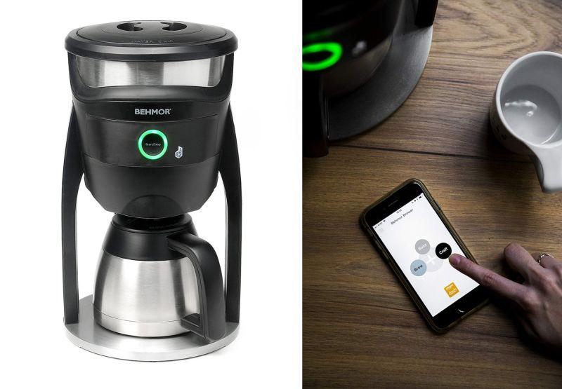 Behmor smart coffee maker