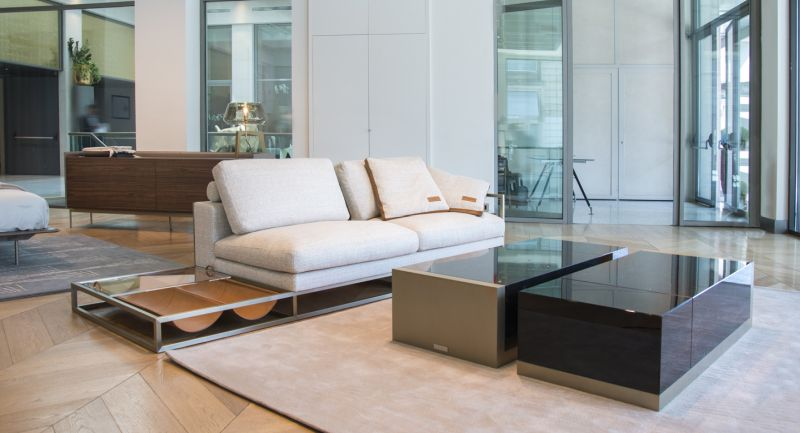 Coffee Table V226 by Aston Martin and Formitalia