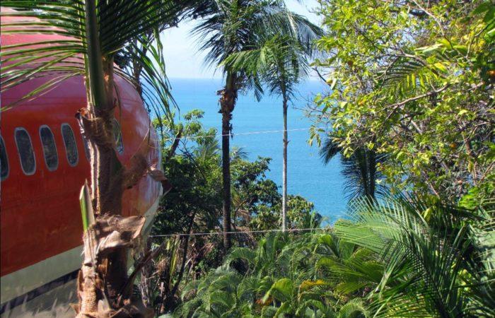 Costa Verde Airplane Hotel in Costa Rica