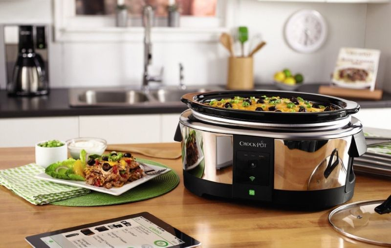 Crock Pot Slow Cooker -Mother's Day gift ideas