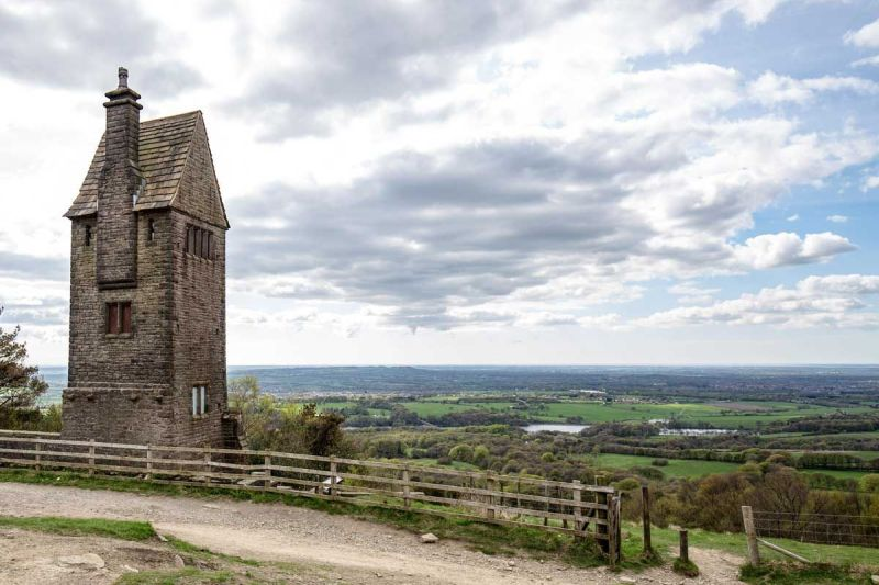 Get a Chance to Sleep in Iconic Pigeon Tower at Rivington Gardens