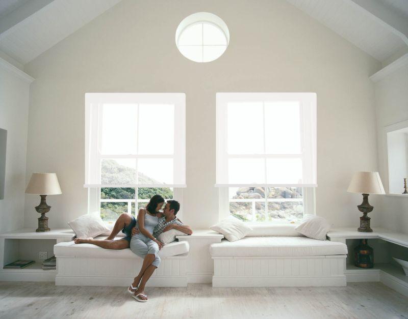 Graber's Somfy smart blinds