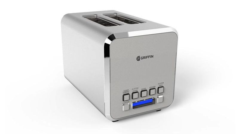 Griffin smart toaster - Mother's day gift ideas