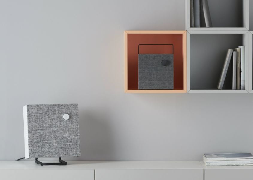 Ikea's Eneby Bluetooth speakers feature removable fabric grille