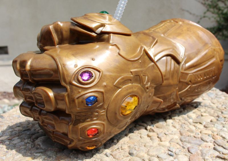 Infinity Gauntlet Cup Steals The Show At Disney S