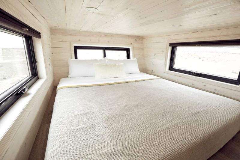 Land Ark RV Drake Tiny House RV by by Brian and Joni Buzarde